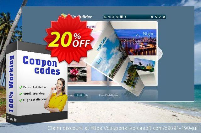 PPTSoft Page Flipper 3D discount 20% OFF, 2020 Exclusive Student deals offering sales