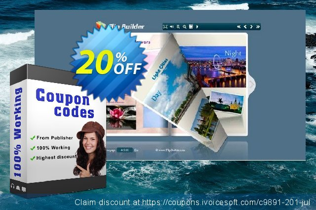 FlashBook Printer discount 20% OFF, 2020 Thanksgiving Day sales