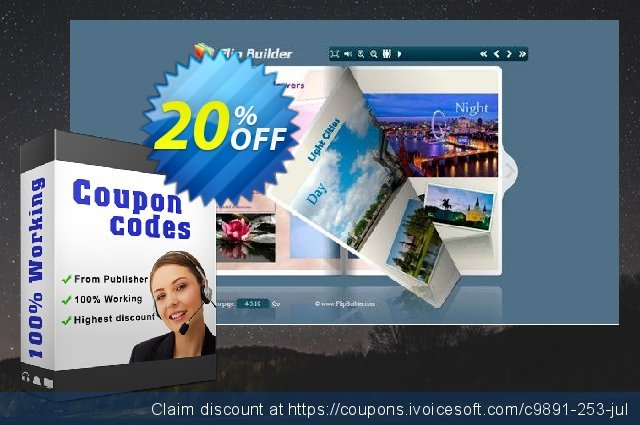 Flip Powerpoint Professional discount 20% OFF, 2020 Black Friday offering sales