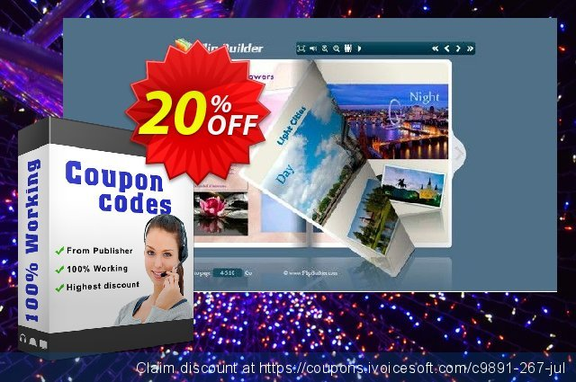 Image to Flash Magazine discount 20% OFF, 2020 Christmas offering sales