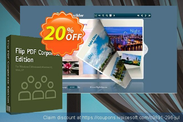 Flip PDF Corporate Edition discount 20% OFF, 2020 Student deals offering sales