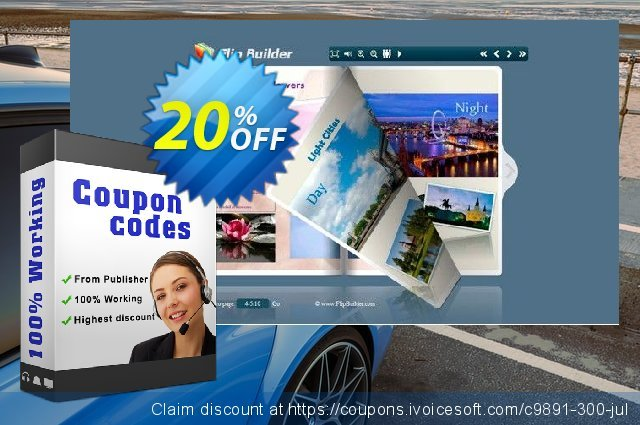 Boxoft eBook to Flipbook discount 20% OFF, 2021 New Year's Weekend offering sales
