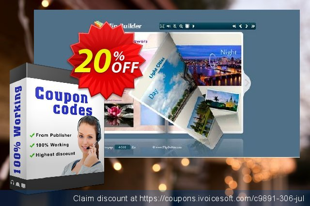 Boxoft PCL to Flipbook discount 20% OFF, 2021 Happy New Year sales