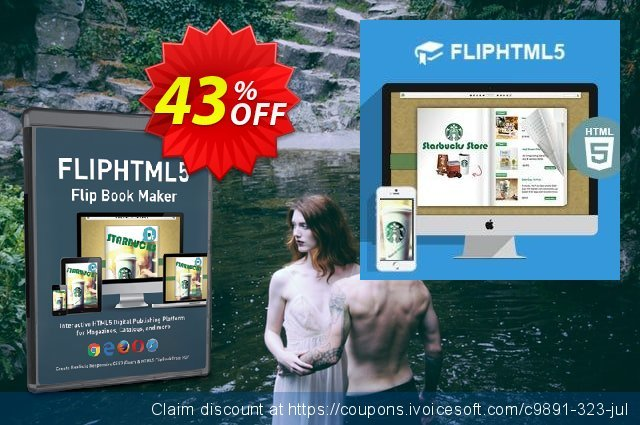 FlipHTML5 Platinum discount 43% OFF, 2021 Labour Day offer. A-PDF Coupon (9891)