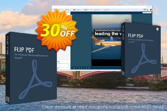 Flip PDF discount 30% OFF, 2019 Summer deals