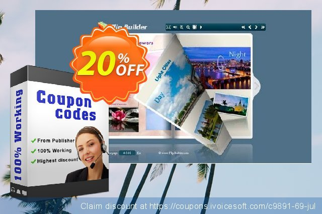 A-PDF Photo Slideshow Builder discount 20% OFF, 2019 Teacher deals discounts