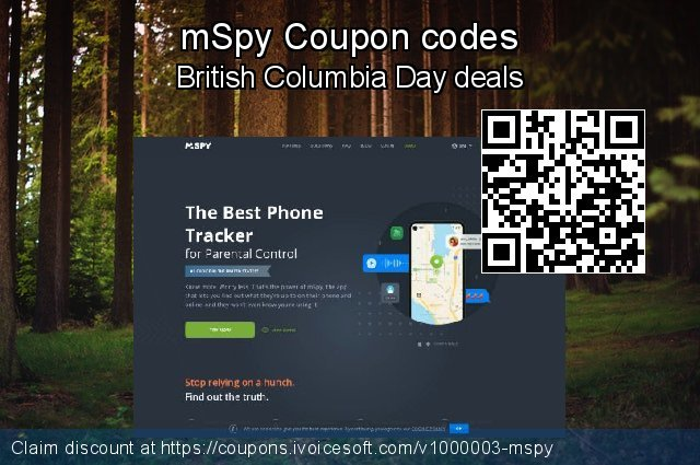 mSpy Coupon code for 2019 Fourth of July