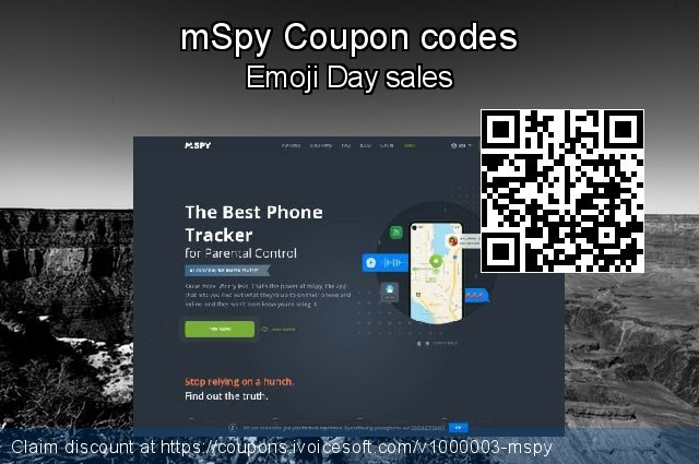 mSpy Coupon code for 2019 Women Day