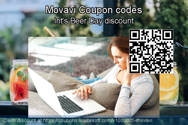 Movavi Coupon code for 2019 Earth Hour