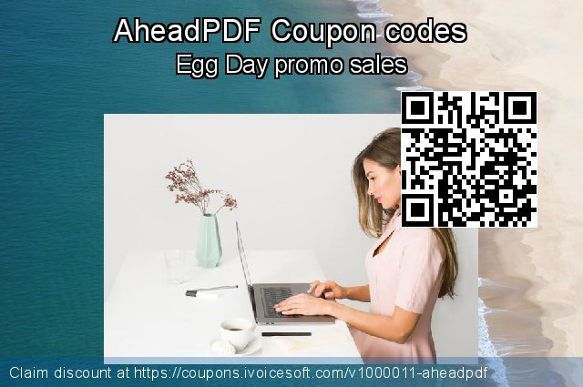AheadPDF Coupon code for 2020 Fourth of July