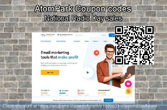 Massmail Coupon code for 2019 Working Day