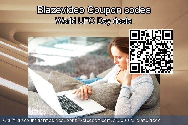 Blazevideo Coupon code for 2019 Fourth of July
