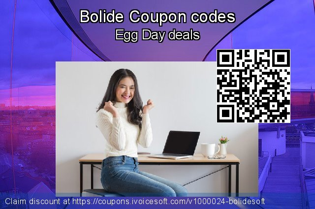 Bolide Coupon code for 2021 Working Day