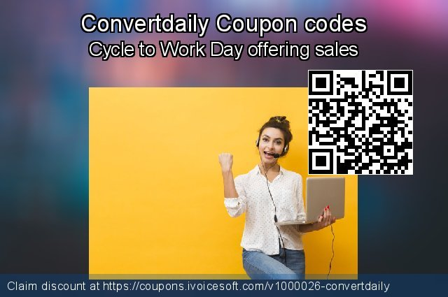 Convertdaily Coupon code for 2019 Halloween