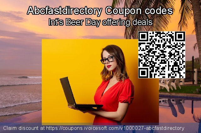 Abcfastdirectory Coupon code for 2020 Spring