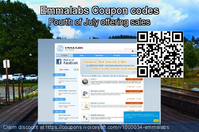 Emmalabs Coupon code for 2020 Back to School promo