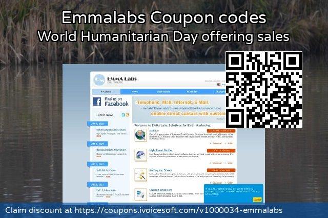 Emmalabs Coupon code for 2019 Halloween
