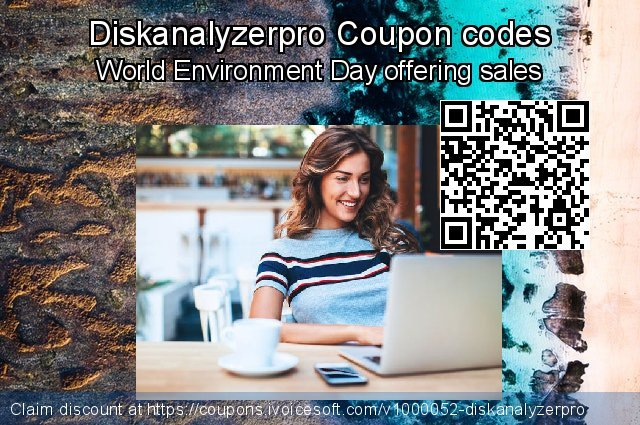 Diskanalyzerpro Coupon code for 2021 April Fools' Day