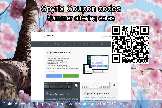 Spyrix Coupon code for 2019 College Student deals