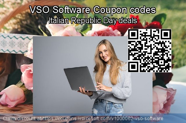 VSO Software Coupon code for 2019 Back to School promotion