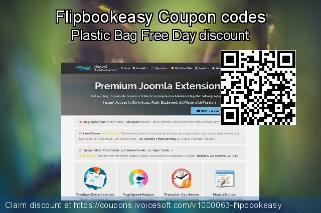 Flipbookeasy Coupon code for 2019 Halloween