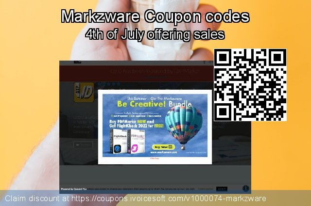 Markzware Coupon code for 2020 Resurrection Sunday