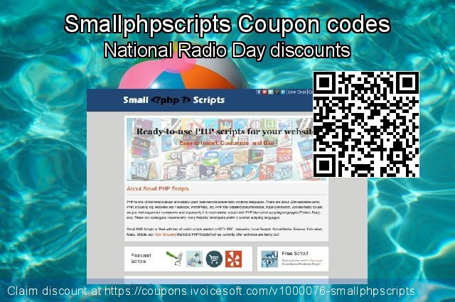 Smallphpscripts Coupon code for 2019 Halloween
