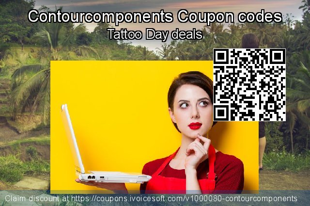 Contourcomponents Coupon code for 2020 January