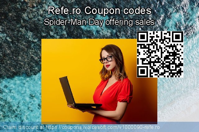 Refe.ro Coupon code for 2019 Halloween