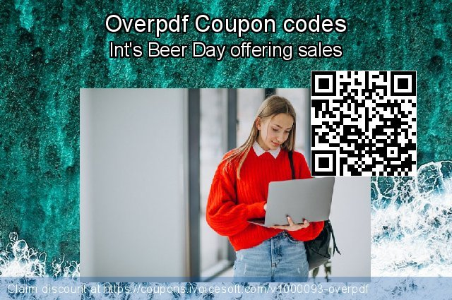 Overpdf Coupon code for 2019 Working Day
