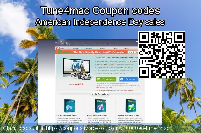 Tune4mac Coupon code for 2019 Labour Day
