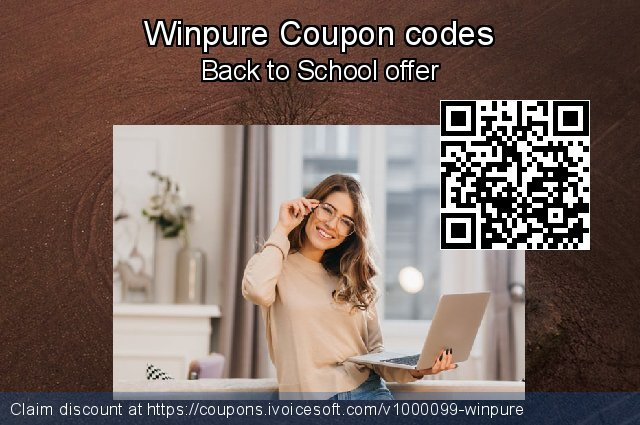 Winpure Coupon code for 2019 Working Day