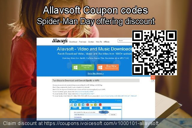 Allavsoft Coupon code for 2019 Halloween