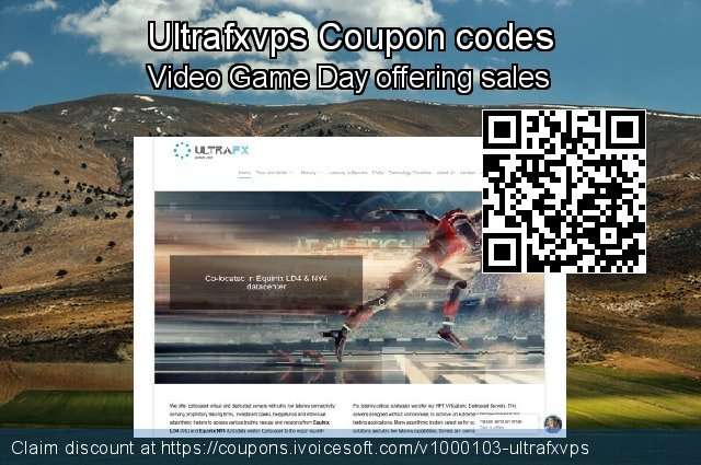 Ultrafxvps Coupon code for 2020 Chocolate Day