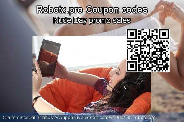 Robotx.pro Coupon code for 2019 Halloween
