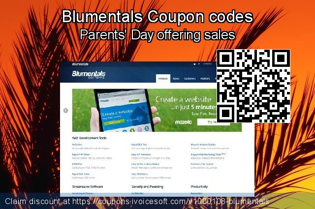 Blumentals Coupon code for 2020 Valentine's Day