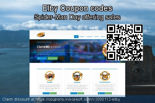 Elby Coupon code for 2019 New Year's eve