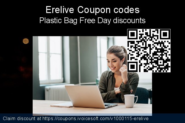 Erelive Coupon code for 2020 Labour Day