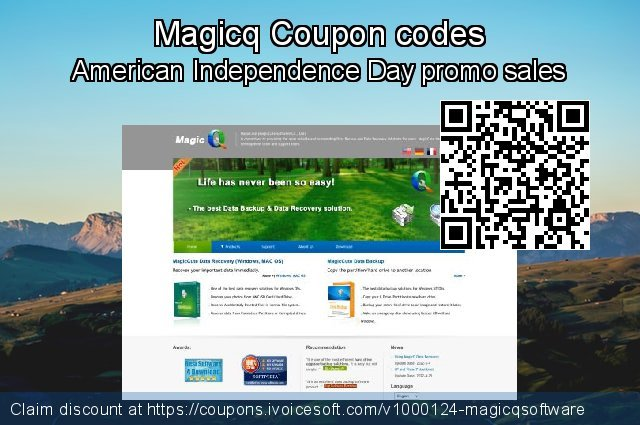 Magicq Coupon code for 2020 April Fools' Day