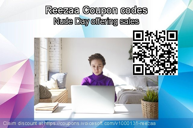 Reezaa Coupon code for 2020 New Year's Weekend
