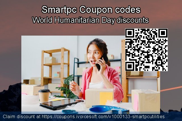 Smartpc Coupon code for 2019 Back to School season