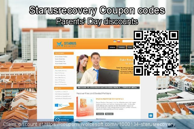 Starusrecovery Coupon code for 2021 Resurrection Sunday