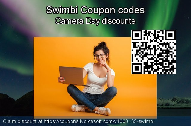 Swimbi Coupon code for 2019 Working Day