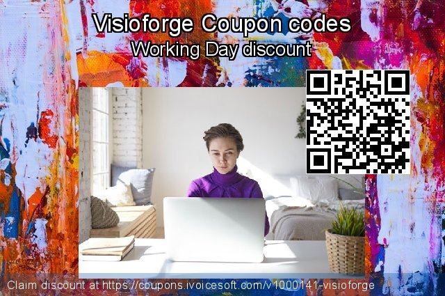 Visioforge Coupon code for 2020 Back-to-School promotions