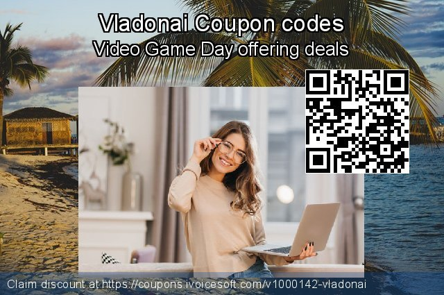 Vladonai Coupon code for 2021 Resurrection Sunday