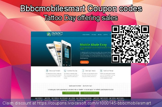 Bbbcmobilesmart Coupon code for 2020 New Year's Weekend