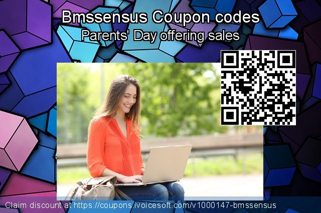 Bmssensus Coupon code for 2020 4th of July