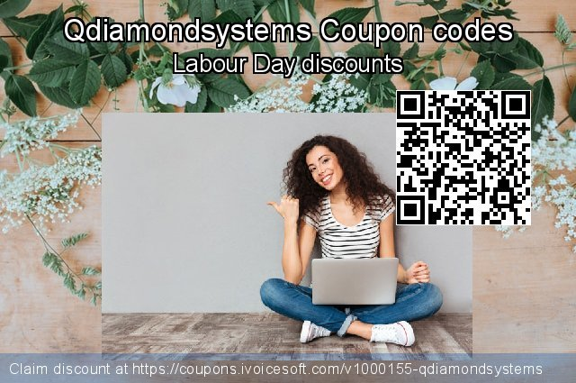 Qdiamondsystems Coupon code for 2020 New Year's Day