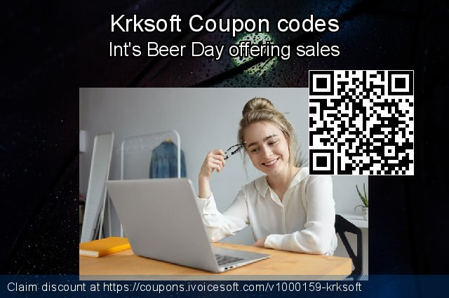 Krksoft Coupon code for 2019 University Student offer