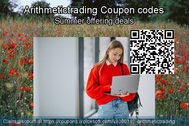 Arithmetictrading Coupon code for 2021 Valentines Day